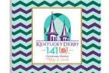 Kentucky Derby Party / If you can't make it to Churchill Downs for the greatest two minutes in sports, the next best thing is to throw a fabulous Kentucky Derby Party. Guests should dress to the nines, hat and all, as you bring all the fun of the #KyDerby to your home. / by Kentucky Derby