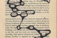 Poetry / Read, written, spoken WORDS!