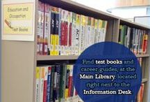 Career Resources available at the Santa Ana Public Library