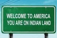 my native heritage / if your  part native your native im red not pink