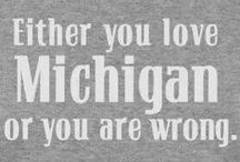 michigan my michigan / gee let me think oh ya its about michigan