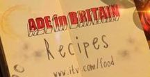 Ade In Britain video recipes / Hosted by 'Ade Edmondson' our 'Tivvi' Teardrop Caravan was his companion on his travels in series 1 & 2.