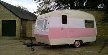 Doris / A Vintage Sprite Caravan