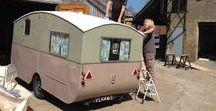 Elsie May / A Vintage beauty a bespoke caravan 1950's