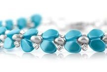B - pinch beads / pohanka