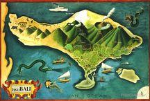 Bali Bucket List / To see-liste til Bali