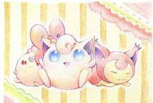 Pokemon Illus