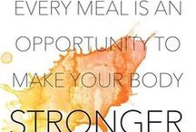Body Love / Quotes and inspiration for healthy living!   #health #quotes #motivation #NuCultureFoods #nutrition #healthy