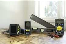 ToolSmart™ / Work Smarter. Measure Better. Be More Productive. / by General Tools