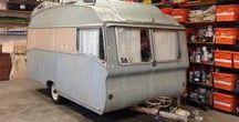 A Classic 1966 Safari 13/4 Caravan..