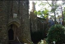 Hammond Castle in Gloucester / Hammond Castle is a Medieval-style castle built in 1929 and located in Gloucester, Ma