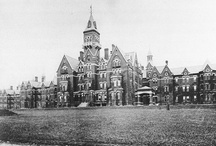 Danvers State Hospital / Danvers State Hospital was a psychiatric hospital, originally known as the State Lunatic Asylum at Danvers, built in 1874 on top of Hathorne Hill: http://historyofmassachusetts.org/history-of-danvers-state-hospital/