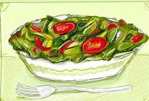 Recipes / by Nada Ristin