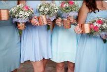 Copper mugs for weddings