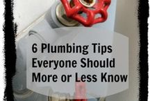 Plumbing Information / This board contains all you need to know about plumbing.  Happy re-pinning!