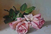 roses d artistes