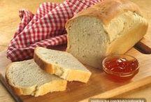 Peciva, kruh, kolači / Bread, buns… / by Ivy May