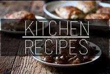 The Kitchen | Inspiration For Foodies / The Kitchen is a very important part of your day. This board is dedicated to homemade recipes, easy DIY food recipes, vegan friendly recipes, and so much more.