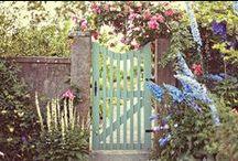 barrieres fleuries