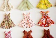 origami et robes papier