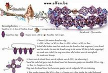 Korálky - výroba náramků