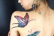 tatouages / juste pour l'art de ces dessinateurs hors pair...
