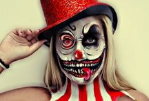 Face painting / Face painting and special effect make up ideas!!