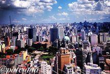 São Paulo ❤️ / Minha cidade amada!