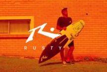 RUSTY SURFBOARDS