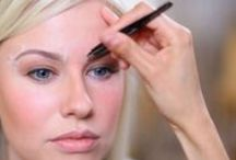 Eyebrow Shaping / All the best DIY eyebrow shaping tutorials and tips for beginners who aren't used to plucking! Check out our before and after pictures with pencil, natural, threading, and step by step guides to help you achieve brow perfection.
