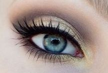 Smokey Eye / The best smokey eye makeup tutorial for brown eyes, for green eyes, and for blue eyes. Easy and natural tutorials, tips and how to's for creating the perfect step by step dramatic smokey eye. How to do neutrals for every day smokey-eye's, sexy date night smokey eye makeup, and cool styles for beginners.