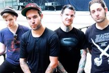 Fall Out Boy / we're the jack-o- laterns in july, setting fire to the sky   ~ Fall Out Boy