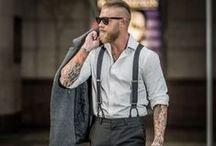 My Lord / Aqui também tem espaço para a moda masculina, hein!