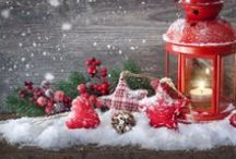 Holiday / Christmas decoration, Advent calendar, December daily