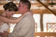 First Dances / Romantic first dances in the Peach Shed Pavilion at Lenora's Legacy.