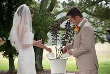 Wedding Unity Ceremonies / Beautiful wedding unity ceremonies. We love all the different types.  / by Lenora's Legacy
