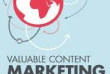 Value Content Marketing / Valuable Content Marketing shows you how to create and share the type of information that clients, customers and search engines really want - on your website, using social media and through more traditional methods. Whether you're starting a business or aiming to grow, this book shows you how to get better results from your marketing efforts.