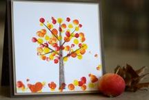 Herbstliche Ideen mit Kindern / Den Herbst von seiner schönsten Seite mit den Kids erleben, erkunden, gestalten, genießen.