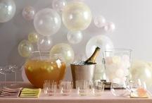 DIY Party/Entertaining Ideas