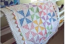 Quilting / by Sally Stinton