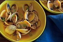 Sensational Seafood / Oh how I can't get enough of the sea and water...and unfortunately, what's in it! / by Wendy Annis