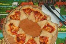 Olasz Konyha / Olasz ételek