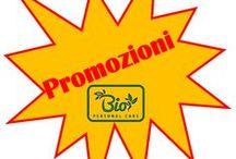 Promozioni  / Le #promozioni di #BIOPERSONALCARE  #offerte #sconti