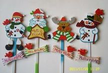 WOOD ORNAMENTS İDEAS / DO İT YOURSELF WOOD ORNAMENTS