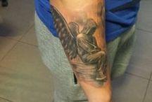 my tattoos / my tattoos