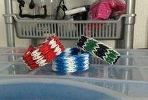 Rainbow Loom Armbanden / Hier komen alle armbanden van rainbow Loom