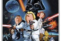 Family Guy / http://darkinkart.com/family-guy-artwork.html