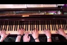 Piano Trios & Duets / 6 hands, 3 hearts, 1 love of music!