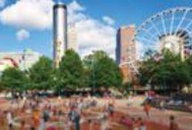 Family Fun Activities in Atlanta / Grab your family & friends and explore #Atlanta!