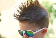 -It's All About Boys Haircut Style-